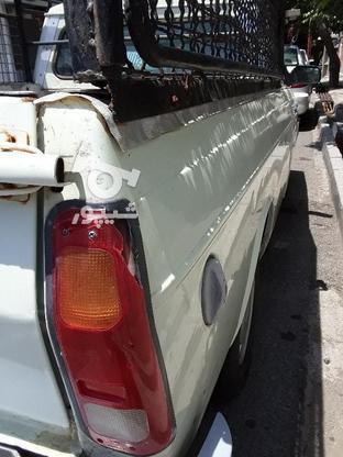 وانت پیکان 92 طرقه در گروه خرید و فروش وسایل نقلیه در تهران در شیپور-عکس1
