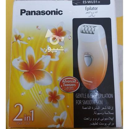 اپیلاتور پاناسونیکES-WU31  در گروه خرید و فروش لوازم شخصی در تهران در شیپور-عکس1
