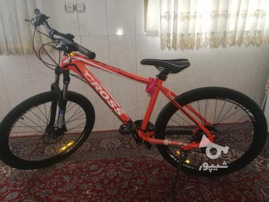دوچرخه حرف ای کراس   در گروه خرید و فروش ورزش فرهنگ فراغت در اصفهان در شیپور-عکس1