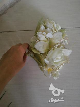 دسته گل مصنوعی کوچک در گروه خرید و فروش لوازم خانگی در تهران در شیپور-عکس1