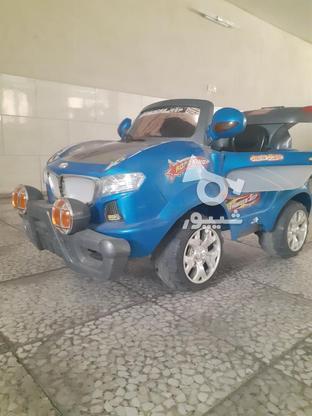 ماشین شارژی در حد نو  در گروه خرید و فروش ورزش فرهنگ فراغت در مرکزی در شیپور-عکس1