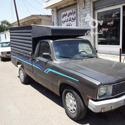 مزدا وانت 77  در گروه خرید و فروش وسایل نقلیه در زنجان در شیپور-عکس1