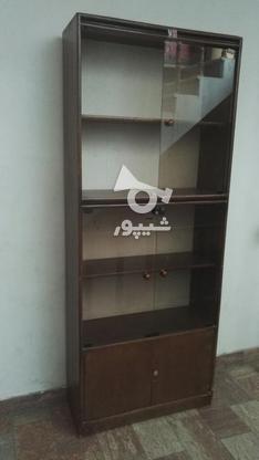 کمد بوفه شیشه ای اداری  در گروه خرید و فروش صنعتی، اداری و تجاری در آذربایجان شرقی در شیپور-عکس1