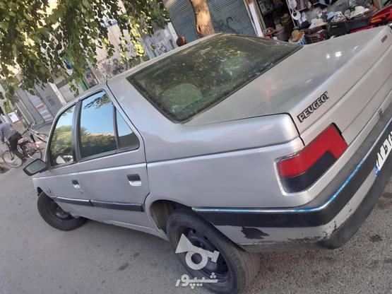 405 مدل 78   در گروه خرید و فروش وسایل نقلیه در آذربایجان غربی در شیپور-عکس1