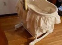 تخت خواب موزیکال نوزاد 3 حالته آمریکایی the First Year اصل در شیپور-عکس کوچک
