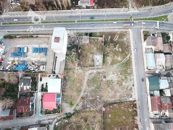 فروش زمین 654 مترمربع با کاربری مسکونی / بندرانزلی غازیان در گروه خرید و فروش املاک در گیلان در شیپور-عکس1