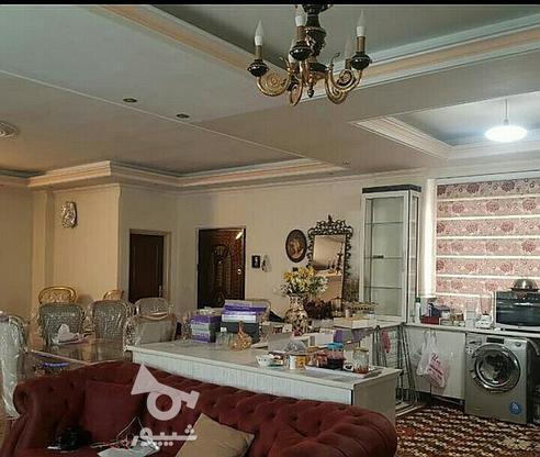اجاره آپارتمان 130 متر 3 خواب در شهرک راه آهن در گروه خرید و فروش املاک در تهران در شیپور-عکس1