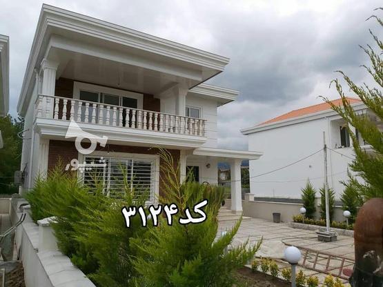 دو ویلا 300 متر باسند کف پارکت کولر پکیج درسیسنگان  در گروه خرید و فروش املاک در مازندران در شیپور-عکس1