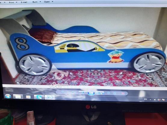 تخت خواب ماشینی  در گروه خرید و فروش لوازم شخصی در هرمزگان در شیپور-عکس1