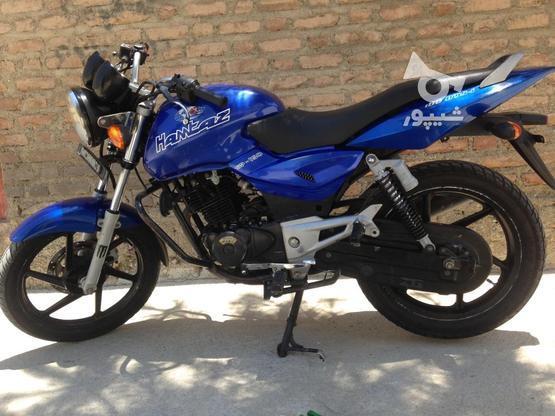 موتور سیکلت پالس 180 در گروه خرید و فروش وسایل نقلیه در آذربایجان غربی در شیپور-عکس1