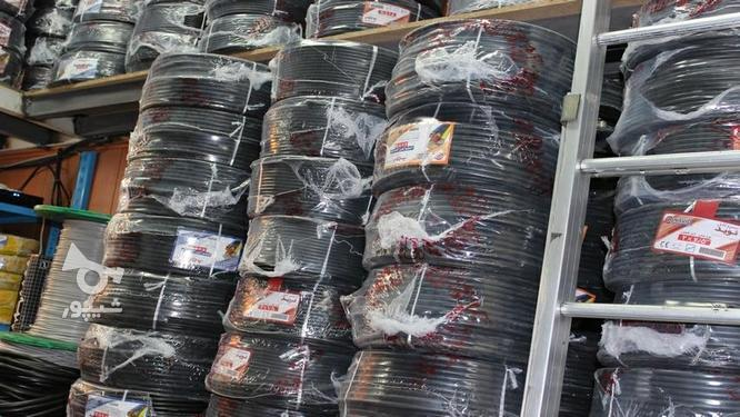 کابل برق 4-2 افشان-مسی در گروه خرید و فروش صنعتی، اداری و تجاری در فارس در شیپور-عکس1