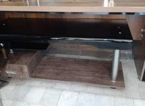 میز ال سی دی نیمه چوب در شیپور-عکس کوچک
