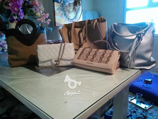 کیف زنانه در حد نو در گروه خرید و فروش لوازم شخصی در تهران در شیپور-عکس1