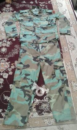 لباس نظامی سایز 38/42 در گروه خرید و فروش لوازم شخصی در تهران در شیپور-عکس1