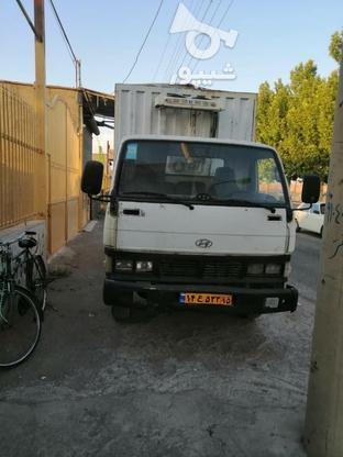هیوندای یخجال دار کامیونت.هیوندا در گروه خرید و فروش وسایل نقلیه در آذربایجان شرقی در شیپور-عکس1