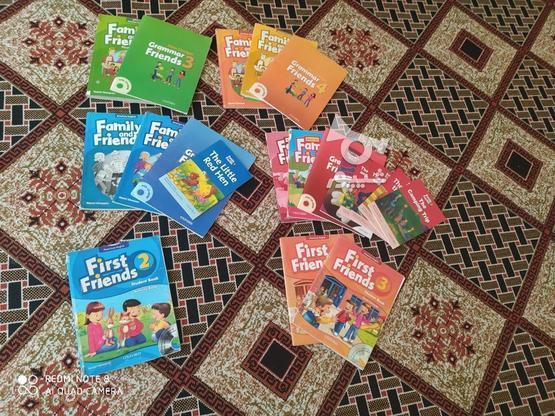 کتاب انگلیسی 16 ترم  در گروه خرید و فروش ورزش فرهنگ فراغت در کردستان در شیپور-عکس1