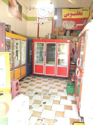 یخچال فریزر فروشگاهی در گروه خرید و فروش صنعتی، اداری و تجاری در خراسان رضوی در شیپور-عکس1