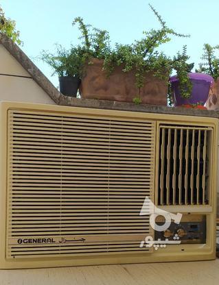 کولر گازی پنجره ای 18هزار مارک ٱجنرال  در گروه خرید و فروش لوازم خانگی در کهگیلویه و بویراحمد در شیپور-عکس1