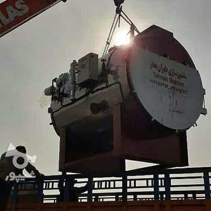 دیگ بخار رنگرزی 5تن 3تن 4تن2تن در گروه خرید و فروش صنعتی، اداری و تجاری در اردبیل در شیپور-عکس1