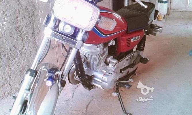 موتر هندا 200 در گروه خرید و فروش وسایل نقلیه در خراسان رضوی در شیپور-عکس1
