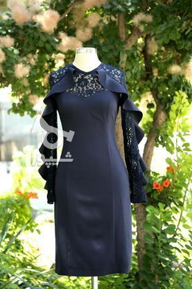 لباس مجلسی کوتاه دانتل سایز 36 و 38 در گروه خرید و فروش لوازم شخصی در خراسان رضوی در شیپور-عکس1