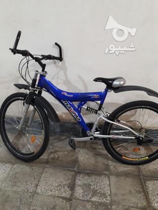 دوچرخه ماکسیما26.در حدنو.لاستیک ها وتیوپ ها کاملا نو در گروه خرید و فروش ورزش فرهنگ فراغت در لرستان در شیپور-عکس1