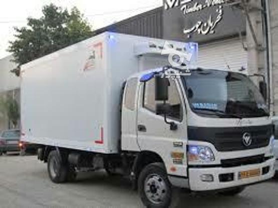 فروش کامیون الوند6تنی در گروه خرید و فروش وسایل نقلیه در مازندران در شیپور-عکس1