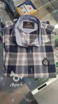 پیراهن نخی خنک قلب بازار در گروه خرید و فروش لوازم شخصی در اصفهان در شیپور-عکس1