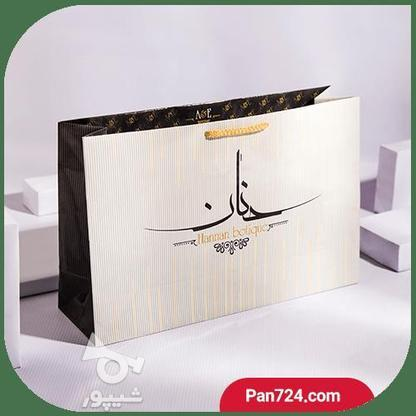 تولید ساک دستی کاغذی در گروه خرید و فروش خدمات و کسب و کار در خوزستان در شیپور-عکس1