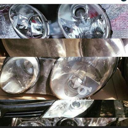 رفع کلری وماتی چراغ(بنز بی ام و پورشه و...) در گروه خرید و فروش خدمات و کسب و کار در تهران در شیپور-عکس1