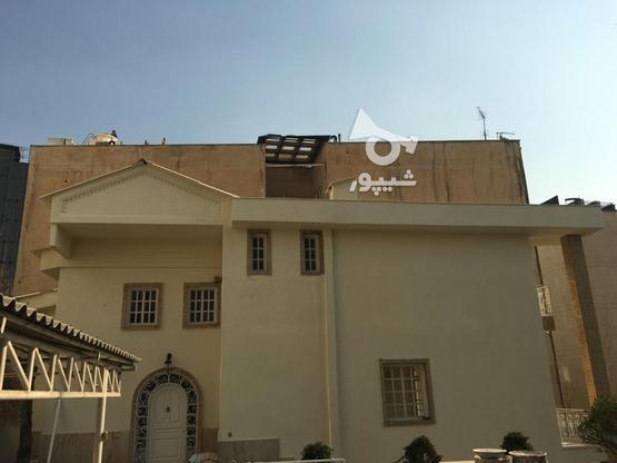 فروش خانه و کلنگی 418 متر در الهیه در گروه خرید و فروش املاک در تهران در شیپور-عکس1