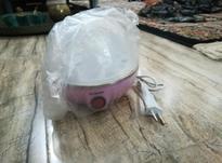 تخم مرغ اب پز کن برقی کاملا نو در شیپور-عکس کوچک