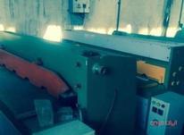 پرس برک گیوتین قیچی 60 سانت الی4متری خمکن نقطه جوش برش استیل در شیپور-عکس کوچک