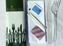 ست رستورانی (قاشق چنگال بسته بندی) در شیپور-عکس کوچک