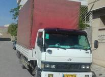 راننده کامیونت بدون ماشین در شیپور-عکس کوچک
