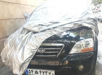 چادر ماشین کیفیت بالا منکعس کننده نورآفتاب کش ضخیم در شیپور-عکس کوچک