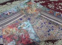روسری نخی قواره بزرگ ایرانی وترک در شیپور-عکس کوچک