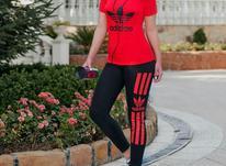ست تیشرت و شلوار دخترانه Adidas مدل Yasna در شیپور-عکس کوچک