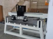 دستگاه سی ان سی سنگ مناسب جهت حکاکی و برش انواع سنگ  در شیپور-عکس کوچک