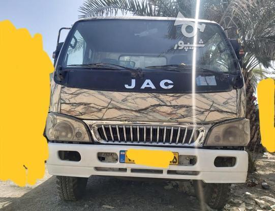 کامیون جک خیلی تمیز در گروه خرید و فروش وسایل نقلیه در سیستان و بلوچستان در شیپور-عکس1