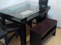میز و صندلی 4 نفره مدل جدید و به روز در شیپور-عکس کوچک