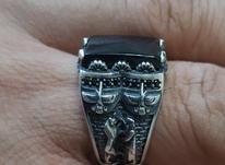 انگشتر مردانه نقره 925 در شیپور-عکس کوچک