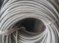 مقداری کابل تلفن یا مخابراتی در شیپور-عکس کوچک