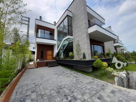 ویلا *استخردار* 460 متری سی سنگان-نوشهر در گروه خرید و فروش املاک در مازندران در شیپور-عکس1