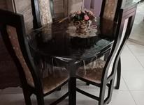 میز نهار خوری 4 نفره در شیپور-عکس کوچک