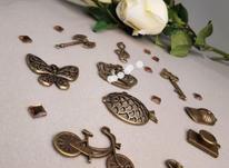 لوازم هنری ساخت بدلیجات قفل، پلاک، زنجیر و... در شیپور-عکس کوچک