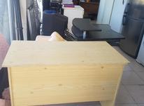میز کار یا اداری سالم وتمیز به طول 120سانتی متر در شیپور-عکس کوچک