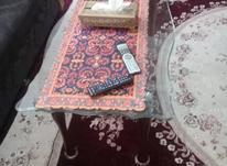 میز عسلی شیشه ای در شیپور-عکس کوچک