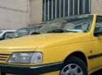 اجاره تاکسی مدل 90زردرنگ جی ال ایکس  در شیپور-عکس کوچک