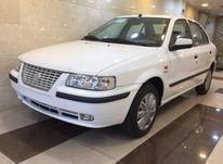 سمند LX EF7 1399 سفید در شیپور-عکس کوچک